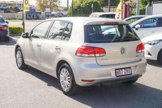 2011 Volkswagen Golf VI MY11 90TSI Trendline Hatchback Image 2
