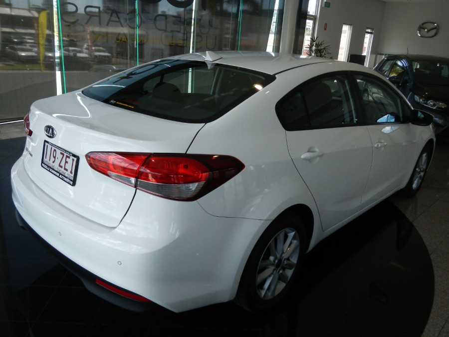 2016 MY17 Kia Cerato YD MY17 S Premium Sedan Image 3
