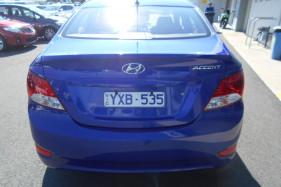 2012 Hyundai Accent RB ACTIVE Sedan