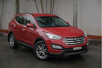 2012 Hyundai Santa Fe DM MY13 Elite Suv Image 2