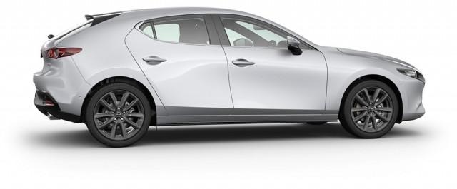2020 Mazda 3 BP G20 Evolve Hatch Hatchback Mobile Image 10