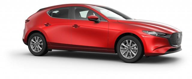 2021 Mazda 3 BP G20 Pure Hatchback Mobile Image 8