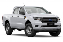 Ford Ranger XL Hi-Rider Double Cab PX MkIII
