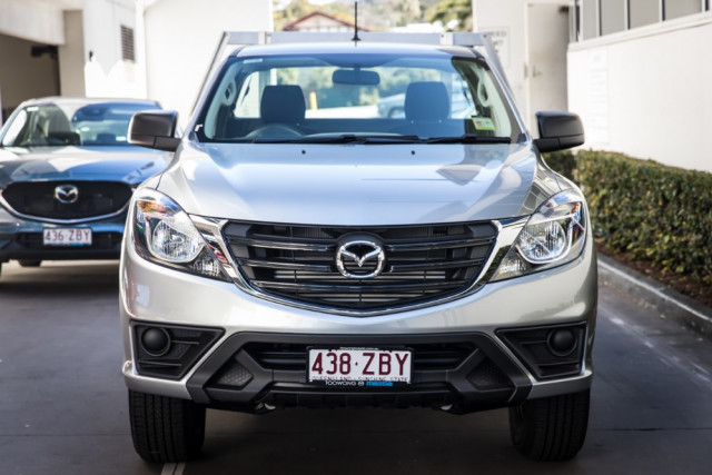 2019 Mazda BT-50 UR 4x2 2.2L Single Cab Chassis XT Cab chassis Mobile Image 3