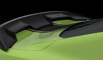 Mustang R-SPEC Rear Spoiler
