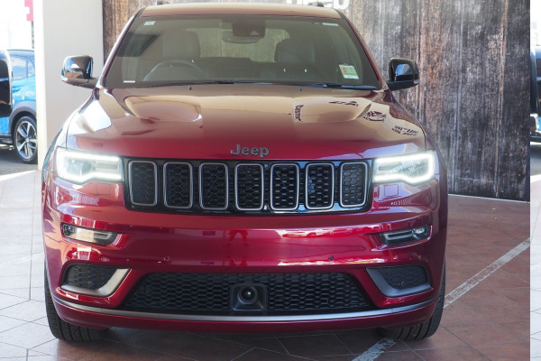 2020 MY0  Jeep Grand Cherokee WK S Limited Suv Image 2