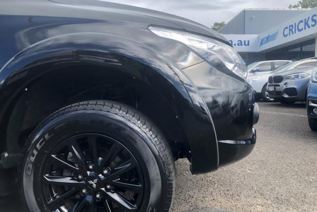 2018 Mitsubishi Triton MQ Blackline Utility Image 3