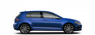 New Volkswagen Golf R