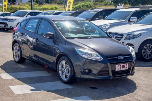 2014 Ford Focus LW MK2 MY14 Trend Hatchback Image 5