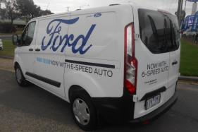 2018 MY18.5 Ford Transit VN Custom 300S SWB Van