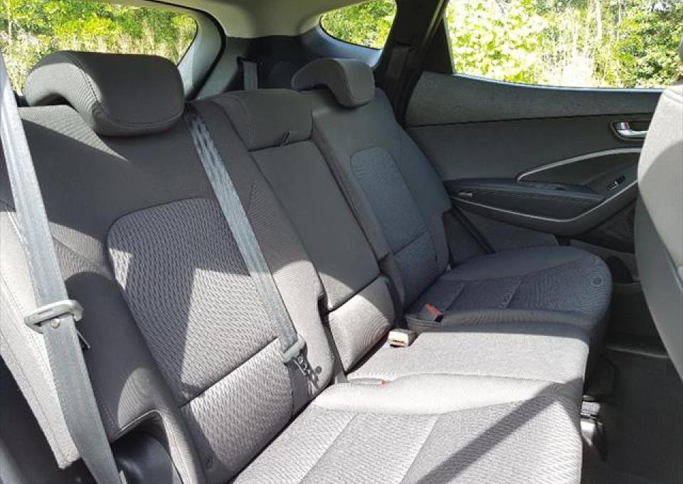 2015 Hyundai Santa Fe DM Active Wagon