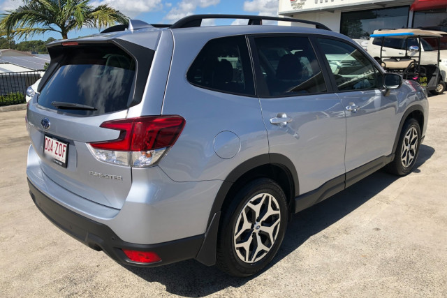 2020 MY21 Subaru Forester S5 2.5i-L Suv Image 4