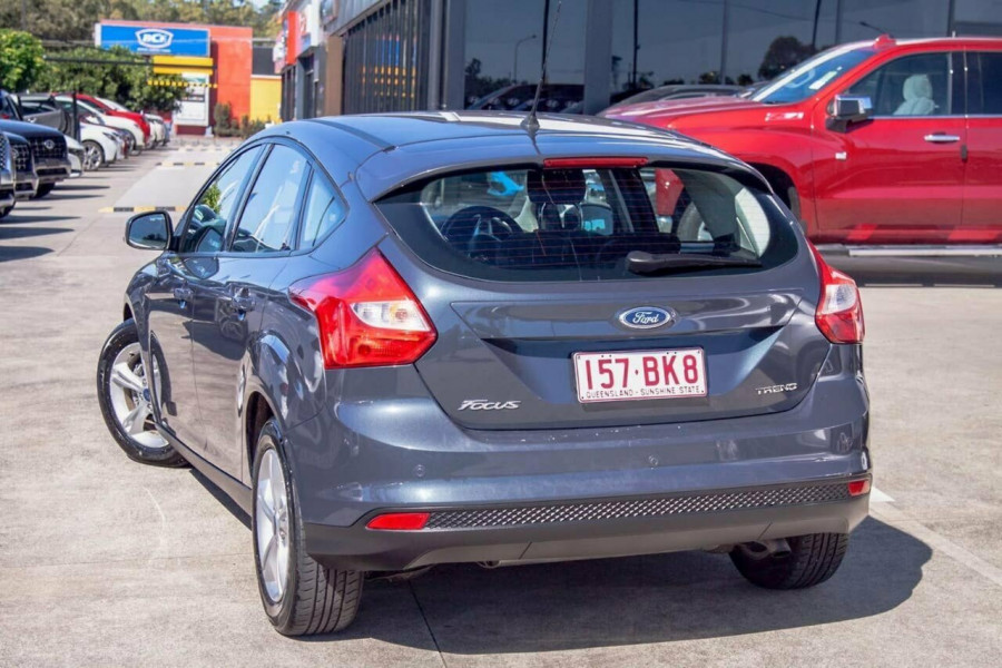 2014 Ford Focus LW MK2 MY14 Trend Hatchback Image 2