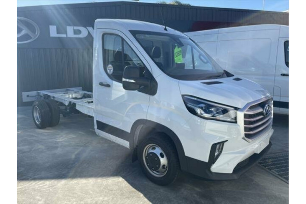 2021 LDV Deliver 9 Single Cab Cab chassis Image 4