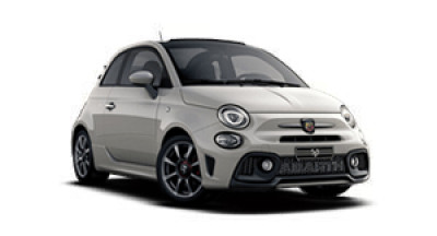 New Abarth 595C