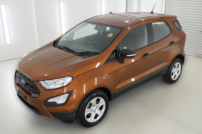 New 2017 Ford Ecosport Ambiente Coffs Harbour Prst Mike