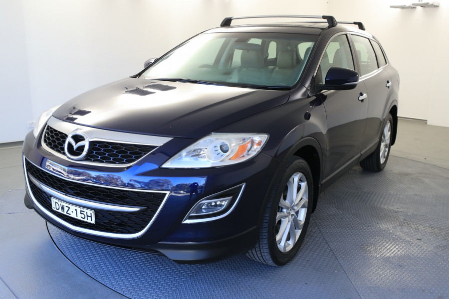 2012 Mazda CX-9 TB10A4 MY12 Luxury Suv