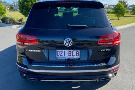 2016 Volkswagen Touareg 7P  V8 TDI R-Line Suv