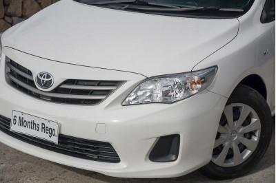 2013 Toyota Corolla ZRE152R Ascent Sedan Image 3
