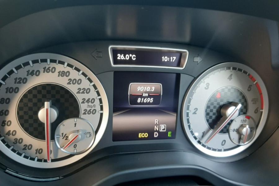 2013 Mercedes-Benz A200 W1 5dr Hatchback