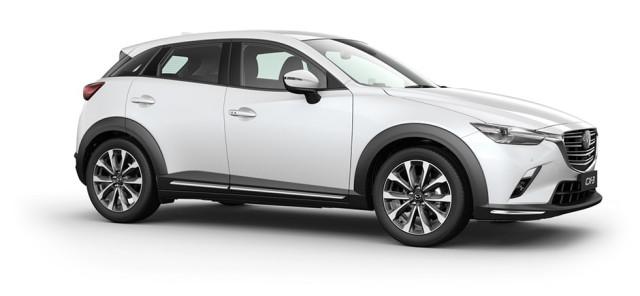 2021 MY0  Mazda CX-3 DK Akari Suv Mobile Image 8