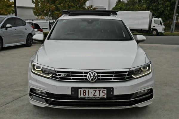 2015 MY16 Volkswagen Passat 3C (B8) MY16 132TSI DSG Comfortline Wagon