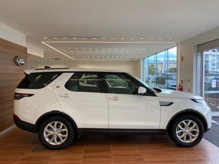 2018 Land Rover Discovery SERIES 5 L462 MY18 SD4 Suv