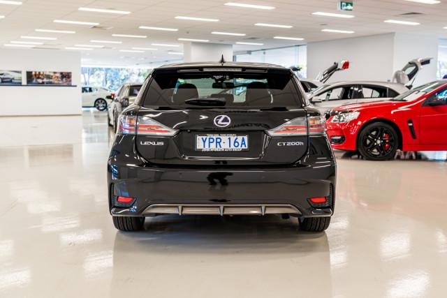 2016 Lexus Ct Hatchback Image 7