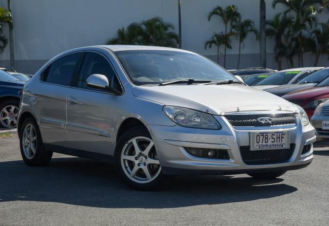 2011 Chery J3 M1X Hatchback