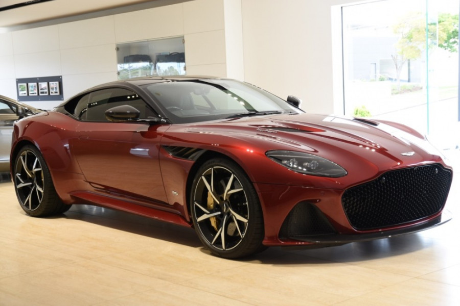 2019 Aston martin Dbs MY19 Superleggera Coupe