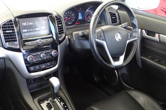 2016 Holden Captiva LTZ 17 of 33