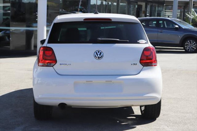 2013 Volkswagen Polo 6R MY14 77TSI Comfortline Hatchback Image 4