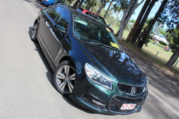 Holden Commodore SV6 VF