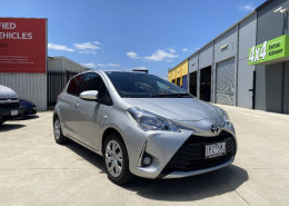 Toyota Yaris SX 1.5L PETROL AUTOMATIC 5 DOOR HATCH