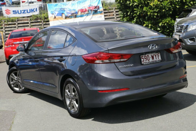 2016 MY17 Hyundai Elantra AD Active Sedan Image 2