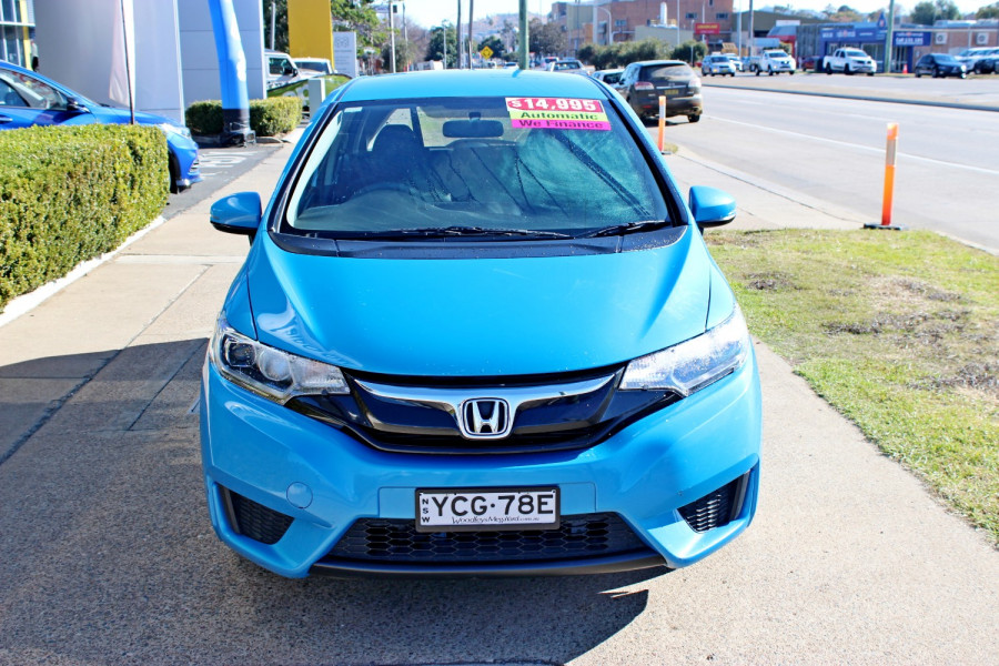 2014 MY15 Honda Jazz 5 Door (ja5) GF  VTi Hatchback