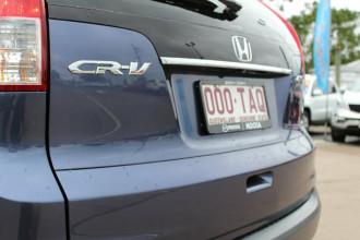2013 Honda CR-V RM VTi-S 4WD Suv Image 4