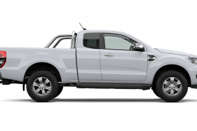 2021 MY21.25 Ford Ranger PX MkIII XLT Super Cab Utility