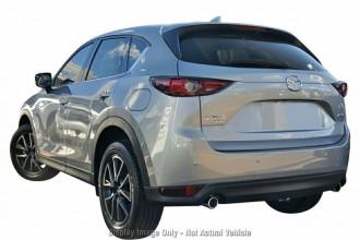2020 Mazda CX-5 KF Akera Suv Image 3