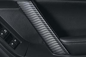 Carbon Panel Interior Trim - MT