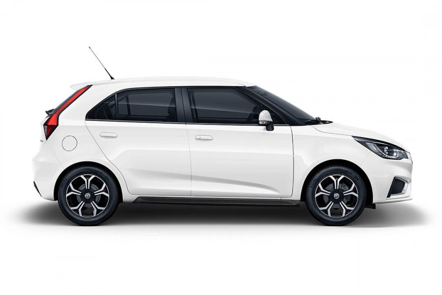 2021 MG MG3 SZP1 Excite Hatch Image 5