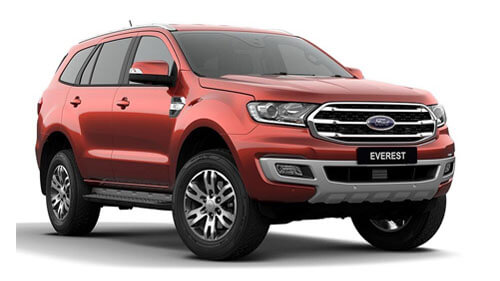 2019 MY19.75 Ford Everest UAII Trend 4WD Ute