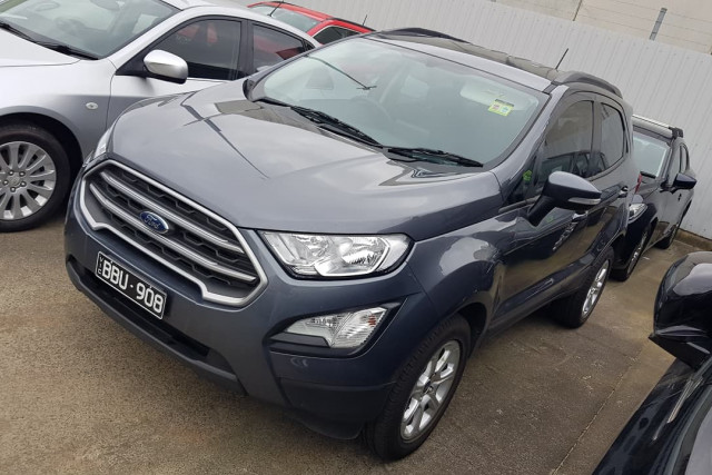 2019 Ford EcoSport Trend