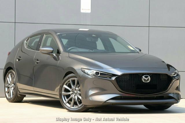 2021 Mazda 3 BP2H7A G20 SKYACTIV-Drive Touring Hatchback