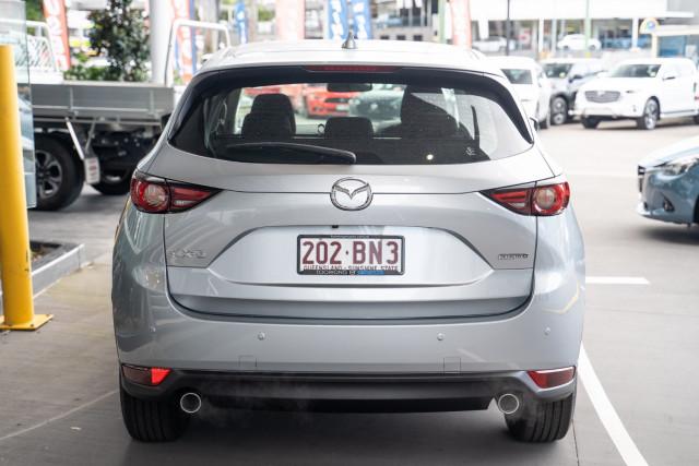 2021 MY20 Mazda CX-5 KF2W7A Maxx Sport Suv Mobile Image 5