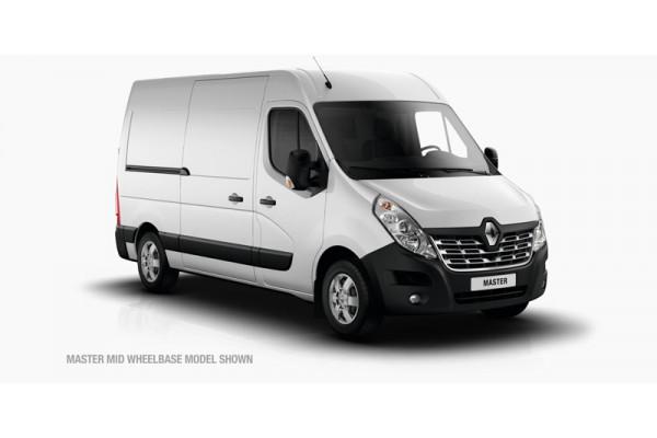 Renault Master Van Extra Long Wheelbase X62