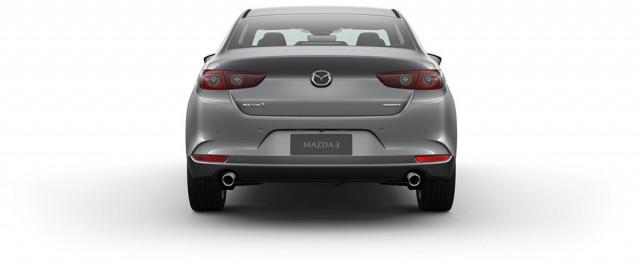 2021 Mazda 3 BP G20 Evolve Sedan Sedan Mobile Image 15