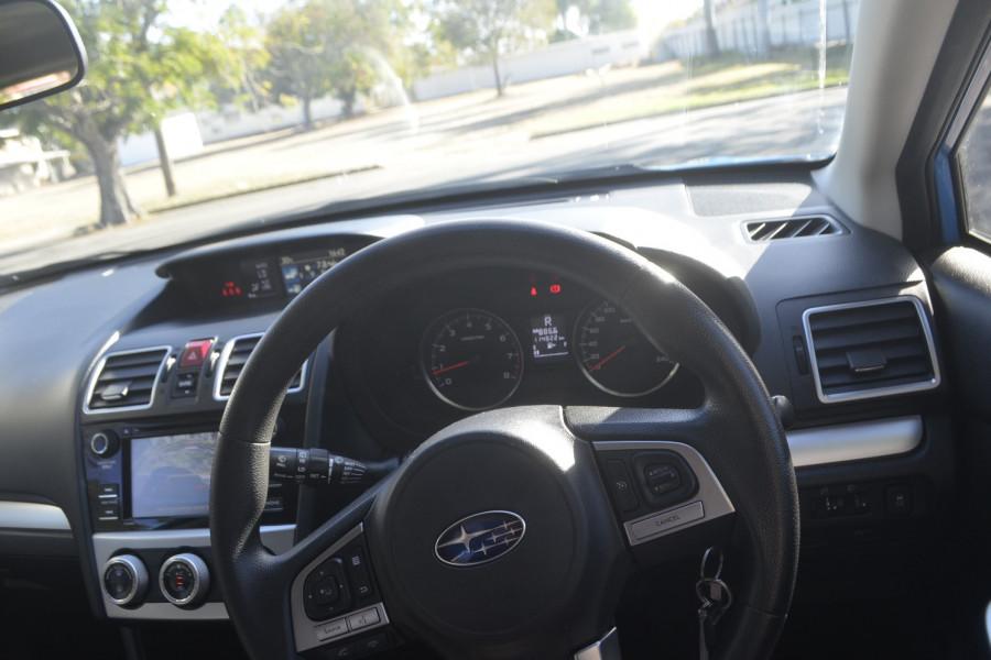 2016 Subaru Xv G4 2.0i Suv