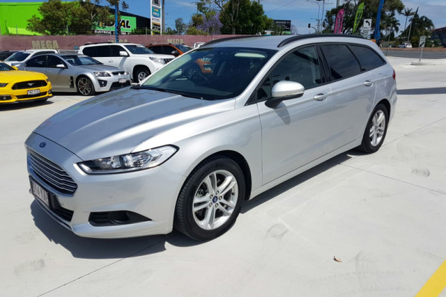 2017 MY18.25 Ford Mondeo MD Ambiente Wagon Wagon