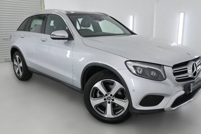 2018 MY09 Mercedes-Benz Glc-class X253 809MY GLC200 Wagon